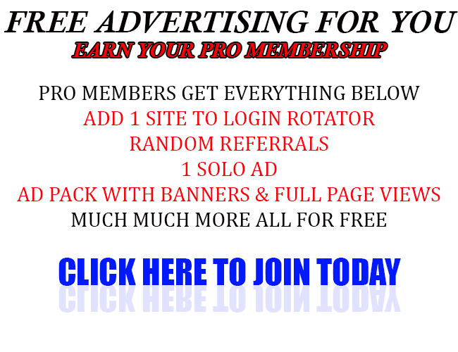Free Advertising For You